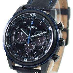 Citizen Eco-Drive Chronograph CA4036-03E Mens Watch
