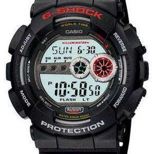 Casio G-Shock GD-100-1ADR GD-100-1A Mens Watch