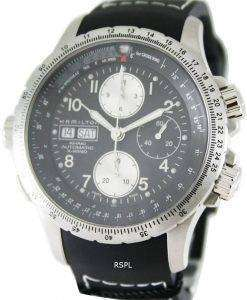 Hamilton Automatic Khaki X-Wind Chronograph H77616333 Mens Watch