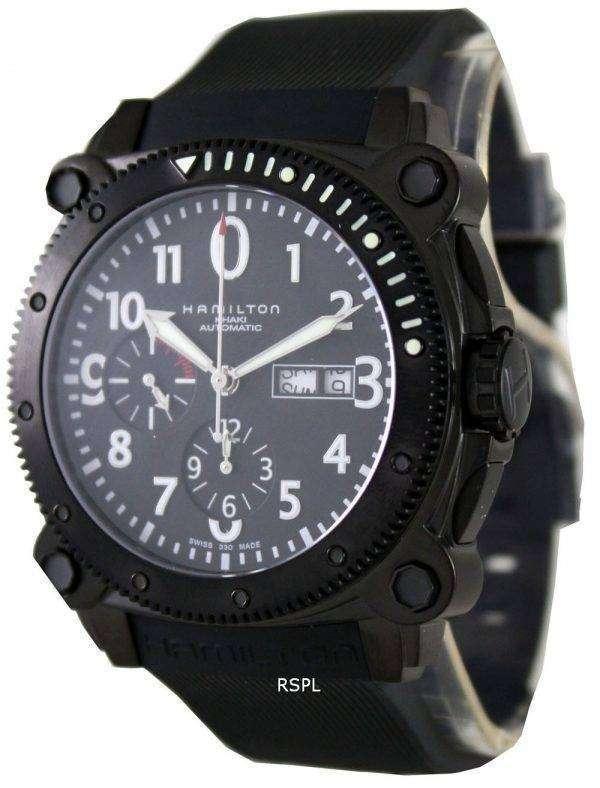 Hamilton Khaki Automatic Chronograph H78686333 Mens Watch