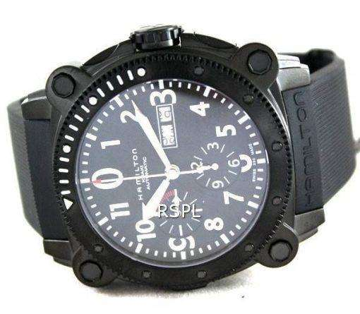 Hamilton Khaki Automatic Chronograph H78686333 Mens Watch