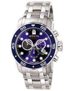 Invicta Pro Diver Chronograph 200M INV0070/0070 Mens Watch