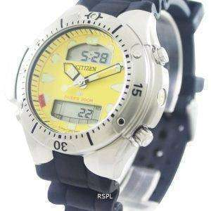 Citizen Aqualand Promaster 200m Diver Rubber Watch JP1060-01X JP1060-01 JP1060