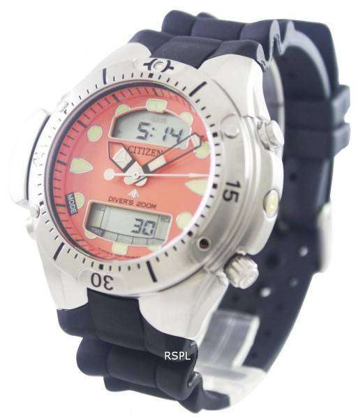 Citizen Promaster Aqualand Scuba Diver Watch JP1060-01Y JP1060-01 JP1060