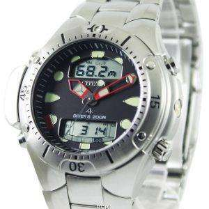 Citizen Aqualand Diver Depth Meter Promaster JP1060-52E JP1060 Mens Watch
