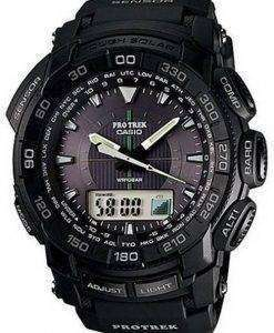 Casio Protrek Tough Solar Triple Sensor PRG-550-1A1DR Mens Watch