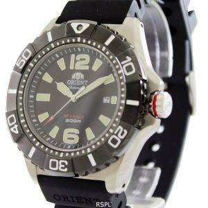 Orient M-Force Automatic Titanium SDV01003B DV01003B Mens Watch