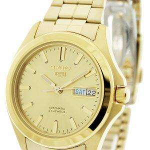 Seiko 5 Automatic 21 Jewels SNKK98K1 SNKK98K SNKK98 Mens Watch