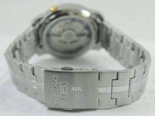 Seiko 5 Automatic 21 Jewels SNKL81K1 SNKL81K Mens Watch