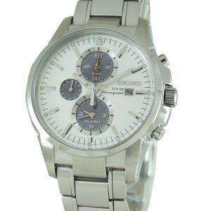 Seiko Chronograph Solar SSC083P1 SSC083P SSC083 Mens Watch