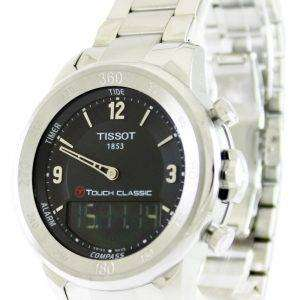 Tissot T-Touch Classic Analog-Digital T083.420.11.057.00 Mens Watch