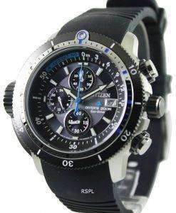 Citizen Promaster Eco-Drive Aqualand Diver Watch BJ2120-07E BJ2120-07 BJ2120