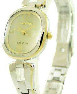 Citizen Eco-Drive Power Reserve EM0186-50P Womens Watch
