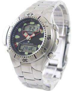 Citizen Aqualand Diver Depth Meter Promaster Sea Watch JP1060-52L JP1060