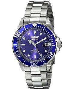 Invicta Pro Driver Automatic Blue Dial INV9094/9094 Mens Watch