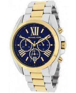 Michael Kors Bradshaw Chronograph Two-Tone MK5976 Womens Watch
