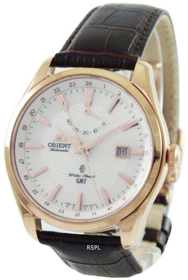 Orient Automatic GMT Power Reserve DJ05001W Mens Watch