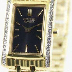 Citizen Quartz Swarovski Crystals EK1122-50E Womens Watch