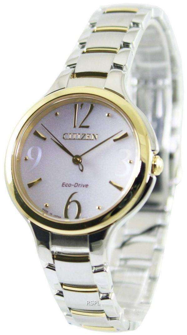 Citizen Eco-Drive EP5994-59A Womens Watch