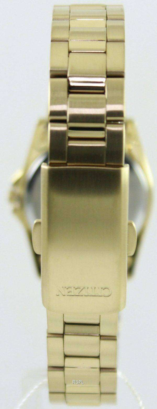 Citizen Quartz Gold Tone EQ0562-54A Womens Watch