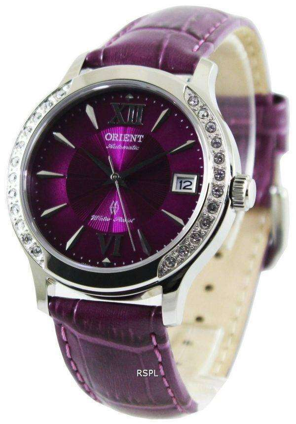Orient Fashionable Automatic Crystals ER2E005V Womens Watch
