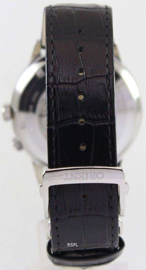 Orient Automatic 21 Jewels World Time Power Reserve FA06003Y Mens Watch