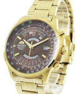 Orient Automatic 100M WR Perpetual Calendar FEU07003TX Mens Watch