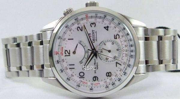 Orient Automatic Power Reserve FFM03002W FM03002W Mens Watch