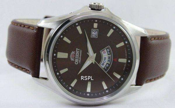 Orient Classic Automatic AMPM Indicator FFN02006T FN02006T Mens Watch