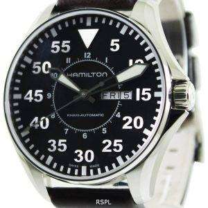 Hamilton Khaki Automatic Aviation H64715535 Mens Watch