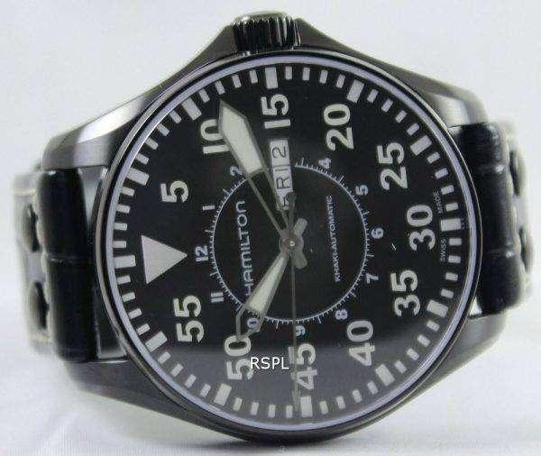 Hamilton Khaki Automatic Aviation H64785835 Mens Watch