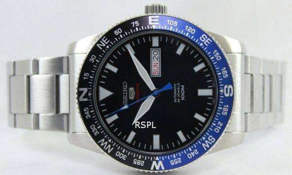 Seiko 5 Sports Automatic 24 Jewels 100M SRP659K1 SRP659K Mens Watch