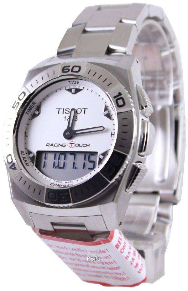Tissot Racing Touch Analog Digital T002.520.11.031.00 Mens Watch