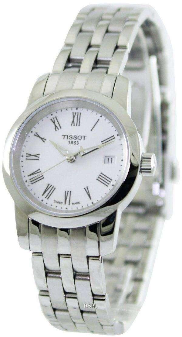 Tissot Classic Dream JUNGFRAUBAHN T033.210.11.013.10 Womens Watch