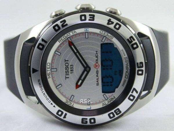 Tissot Sailing Touch Analog Digital T056.420.27.031.00 Mens Watch