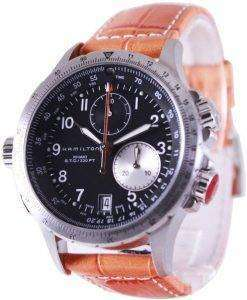 Hamilton Khaki ETO Chronograph H77612933 Mens Watch