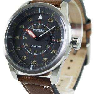 Citizen Eco-Drive Aviator Power Reserve AW1360-12H Mens Watch