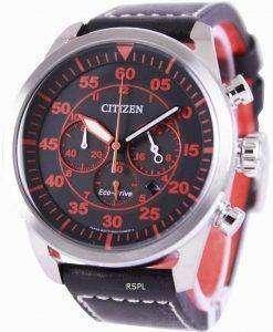 Citizen Eco-Drive Aviator Chronograph CA4210-08E Mens Watch
