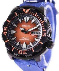 Seiko 5 Sports Automatic Divers 200M NATO Strap SRP311J1-NATO6 Mens Watch