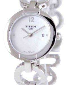 Tissot T-Lady Pinky Quartz T084.210.11.117.01 Womens Watch