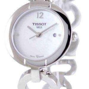 Tissot T-Lady Pinky Quartz T084.210.11.117.01 Womens Watch