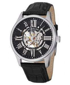 Stuhrling Original Atrium Automatic Skeleton Dial 747.02 Mens Watch