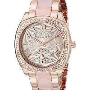 Michael Kors Bryn Rose Dial MK6135 Womens Watch