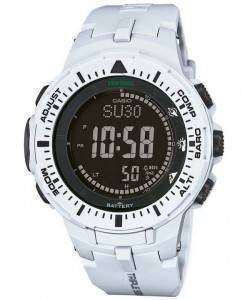 Casio Protrek Triple Sensor Digital Tough Solar PRG-300-7 Watch