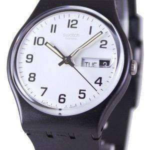 Swatch Originals Once Again Swiss Quartz GB743 Unisex Watch