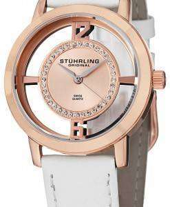 Stuhrling Original Winchester Tiara Swiss Quartz 388L2.SET.03 Womens Watch