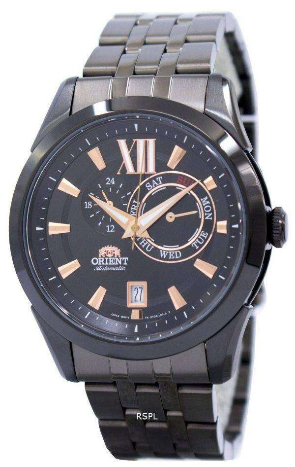 Orient Sporty Automatic Day And Date ET0X001B Mens Watch