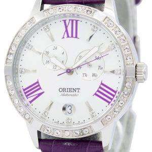 Orient Fashionable Automatic Ellegance Collection ET0Y004W Womens Watch