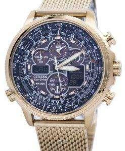 Citizen Navihawk A-T Eco-Drive Chronograph JY8033-51E Men's Watch
