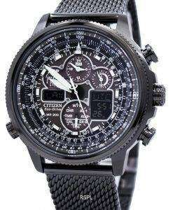 Citizen Navihawk A-T Eco-Drive Chronograph JY8037-50E Men's Watch